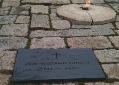 JFK tomb