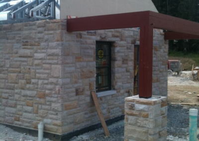 new honor guard station